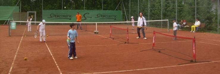 Das jährliche Jugend-Tenniscamp